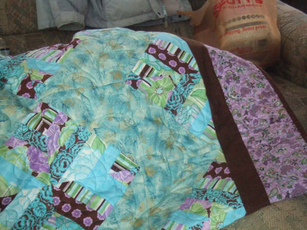 Another quilt by Twila.