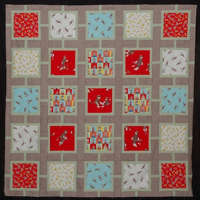 SOCK MONKEY BABY QUILT PATTERN | Sewing Patterns for Baby : sock monkey quilt kit - Adamdwight.com